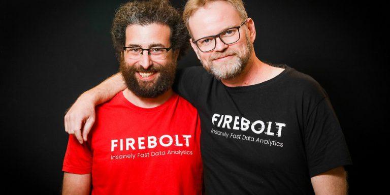אלדד פרקש וסער ביטנר מייסדי Firebolt. צילום: שלומי יוסף