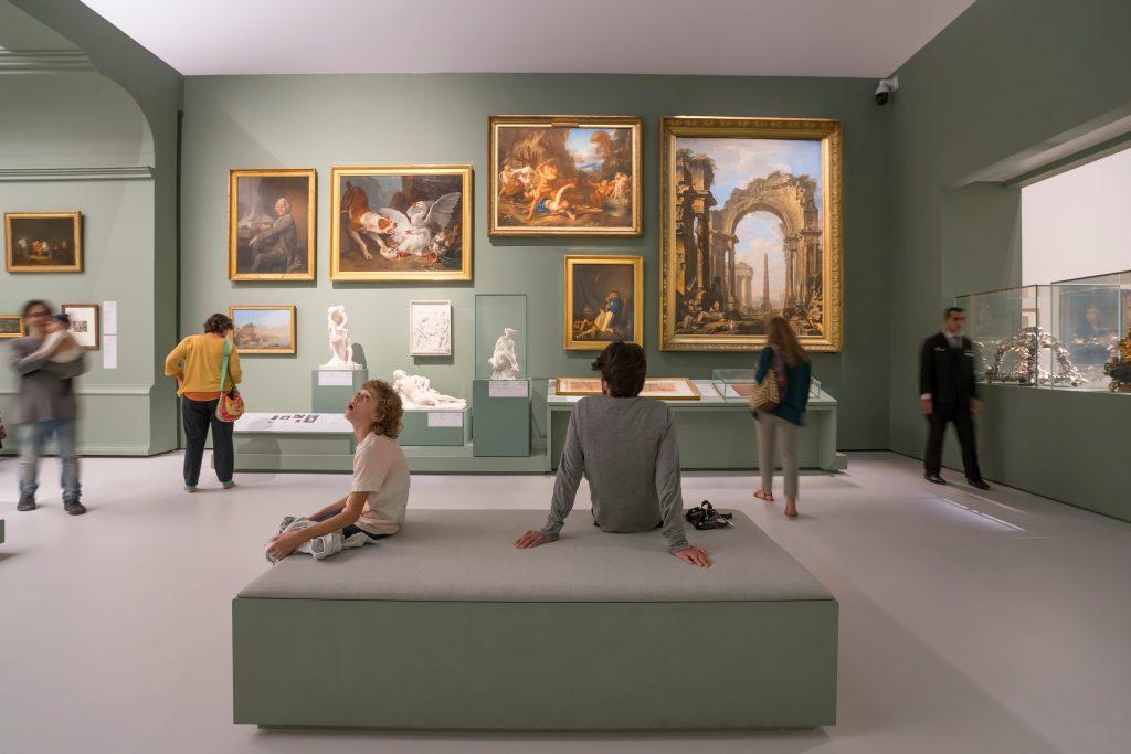 מוזיאון הלובר באבו דאבי   צילום: Shutterstock