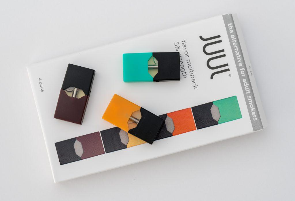 חברת JUUL לסיגריות אלקטרוניות | צילום: Shutterstock