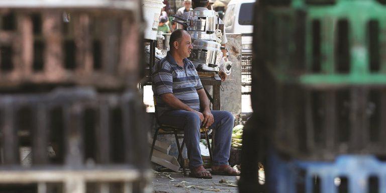 המצב הכלכלי בעזה הוא עניין של חיים ומוות. צילום: shutterstock
