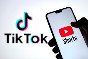 טיקטוק ויוטיוב. צילום: Shutterstock