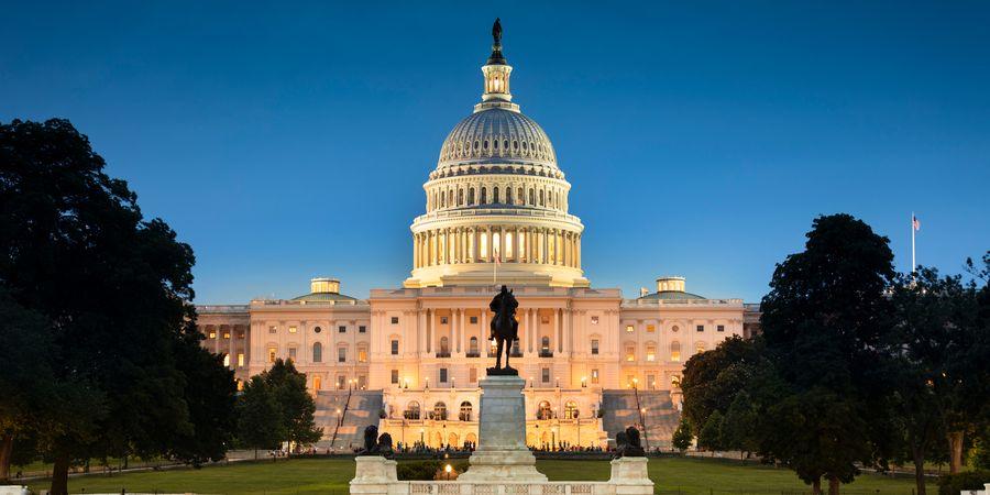 בניין הקונגרס. לא ברור אם טיוטת החקיקה הנוכחית תזכה לתמיכתם של הרפובליקנים. צילום: shutterstock