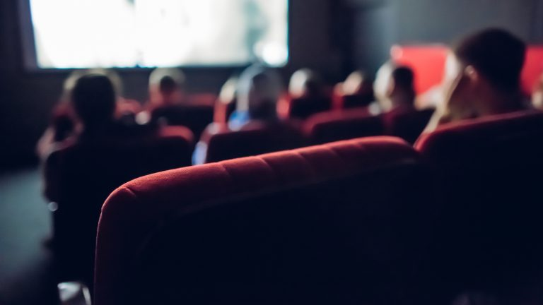 בית קולנוע. צילום: Shutterstock