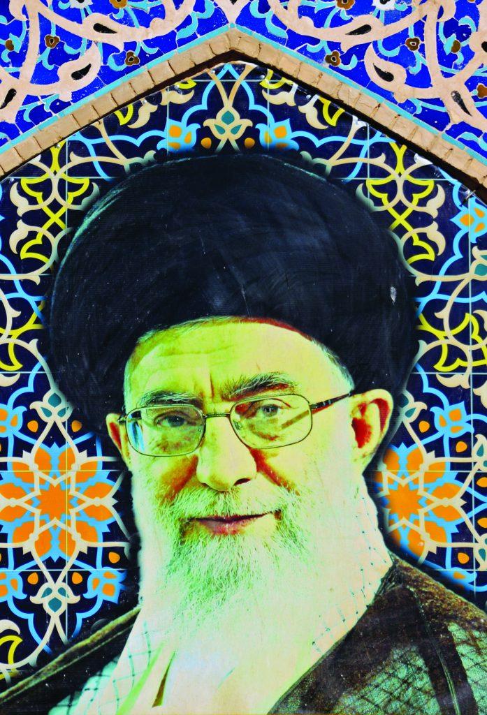 מנהיג איראן עלי חמינאי. צילום: Shutterstock