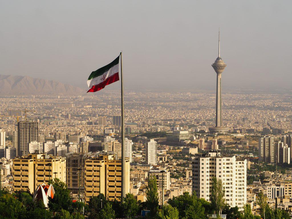 טהרן - איראן. צילום: Shutterstock