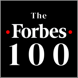 The Forbes 100 LOGO