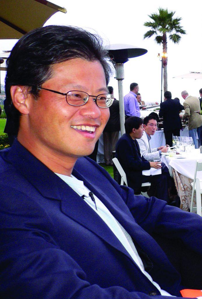 ג'רי יאנג, מייסד שותף של Yahoo   צילום: Steve Juverston, Flickr