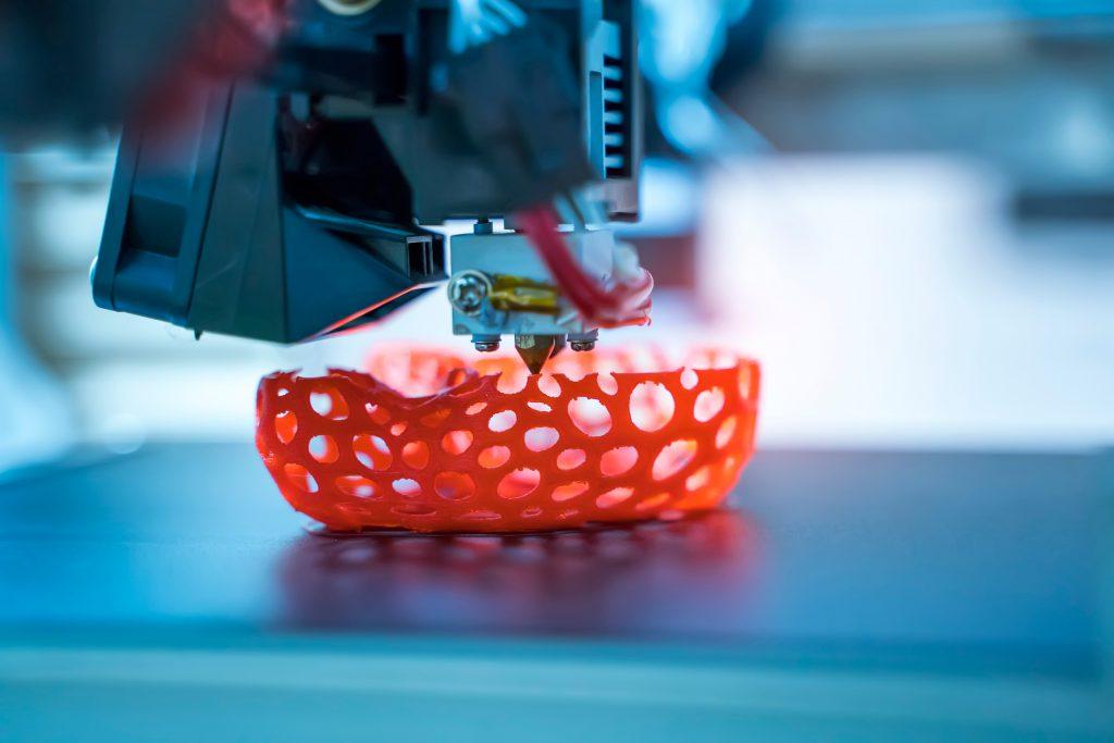 מדפסת תלת ממד   צילום: Shutterstock