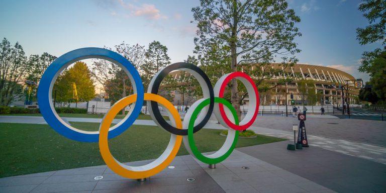 האיצטדיון הלאומי שנבנה במיוחד עבור אולימפיאדת 2020 בטוקיו, יפן. צילום: shutterstock