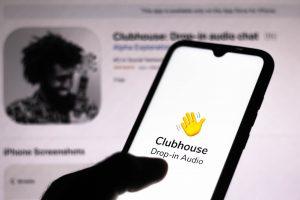 אפליקציית Clubhouse. הסוד הידוע של היזמים והידוענים | צילום: Shutterstock