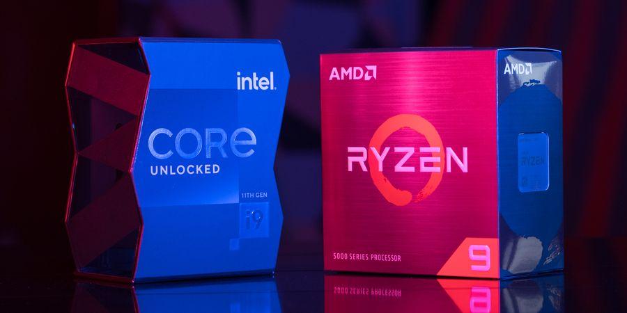 ענקית השבבים אינטל מעתיקה את מעבדי המתחרה מסין, AMD. צילום: shutterstock