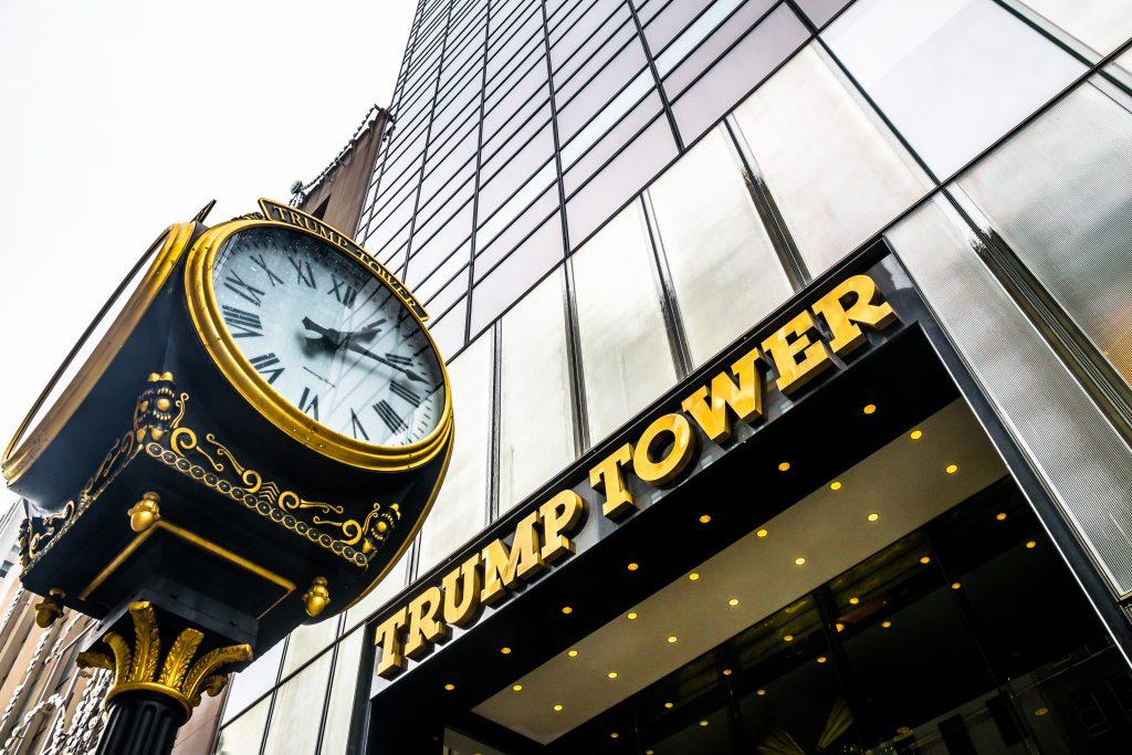 מגדלי טראמפ בשיקגו | צילום: Shutterstock