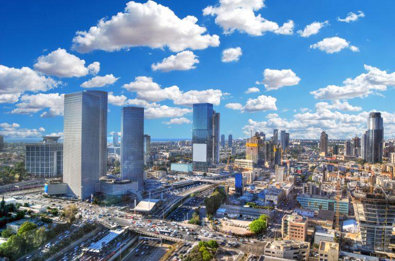 משרדים בתל אביב | צילום: Shutterstock