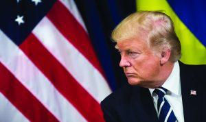 טראמפ. נהנה משיגעון מניות המם | צילום: Shutterstock