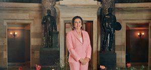 Nancy Pelosi by Rebecca Miller