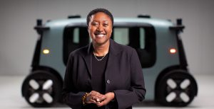 """איישה אוונס מנכ""""לית Zoox   צילום: Zoox"""