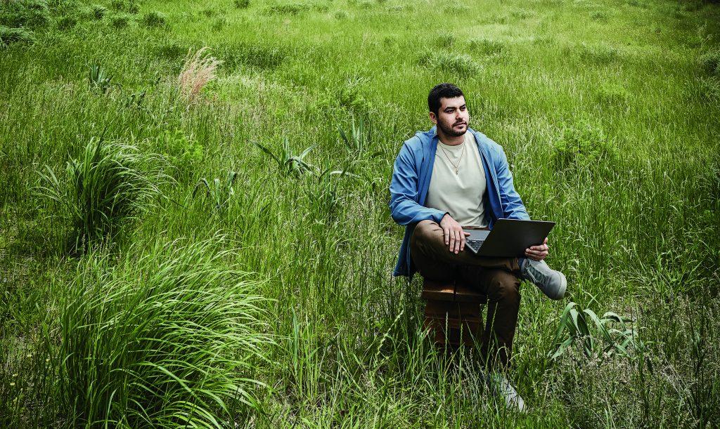 מאט רדלר, שינה פאזה לאחר הקורונה | צילום: ג'קי ניוגן. פרשה מעולם המשחק לטובת עולם היזמות | Chris Crisman for Forbes