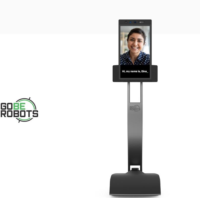 GoBe Robot באדיבות Robotize
