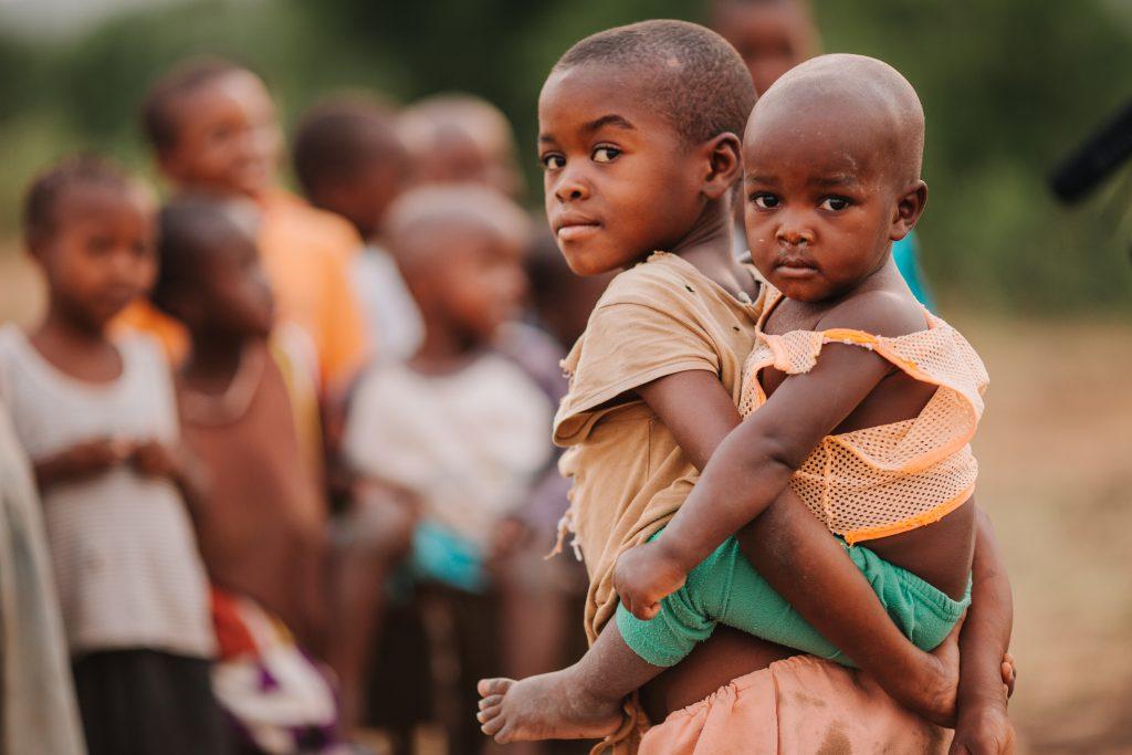 ילדים באפריקה | צילום: Shutterstock