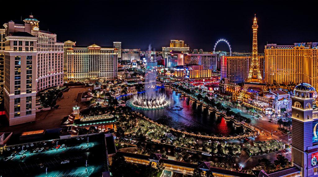 למרות הקורונה, התיירות בלאס וגאס מתאוששת   צילום: Shutterstock