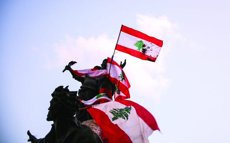 ביירות, לבנון. מדינה ללא מוצא | צילום: Shutterstock