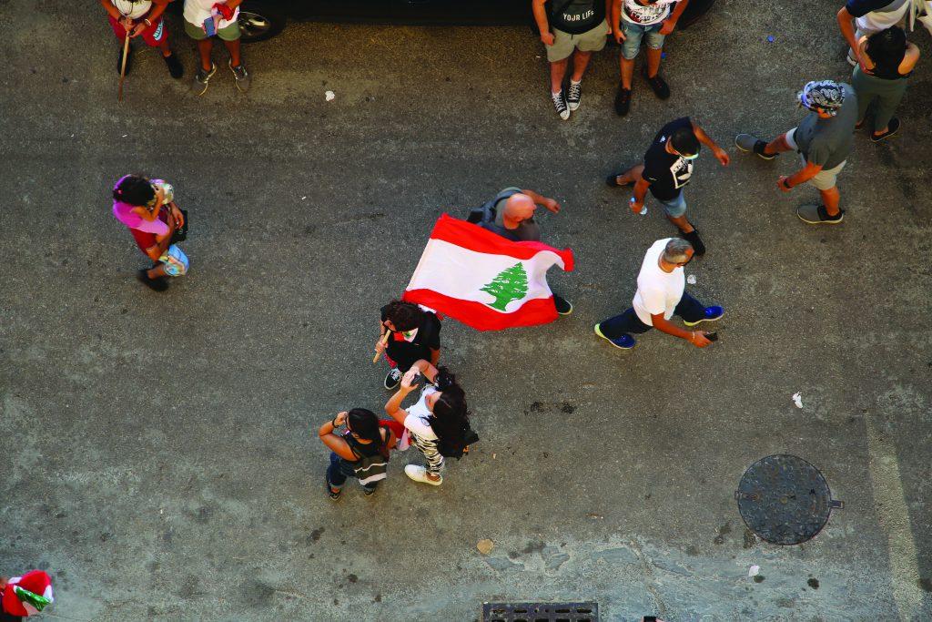 לבנון. מצב חברתי וכלכלי סבוך | צילום: Shutterstock