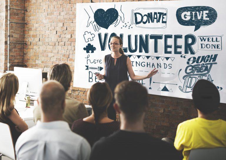 פילנתרופיה. התנדבות | צילום: Shutterstock
