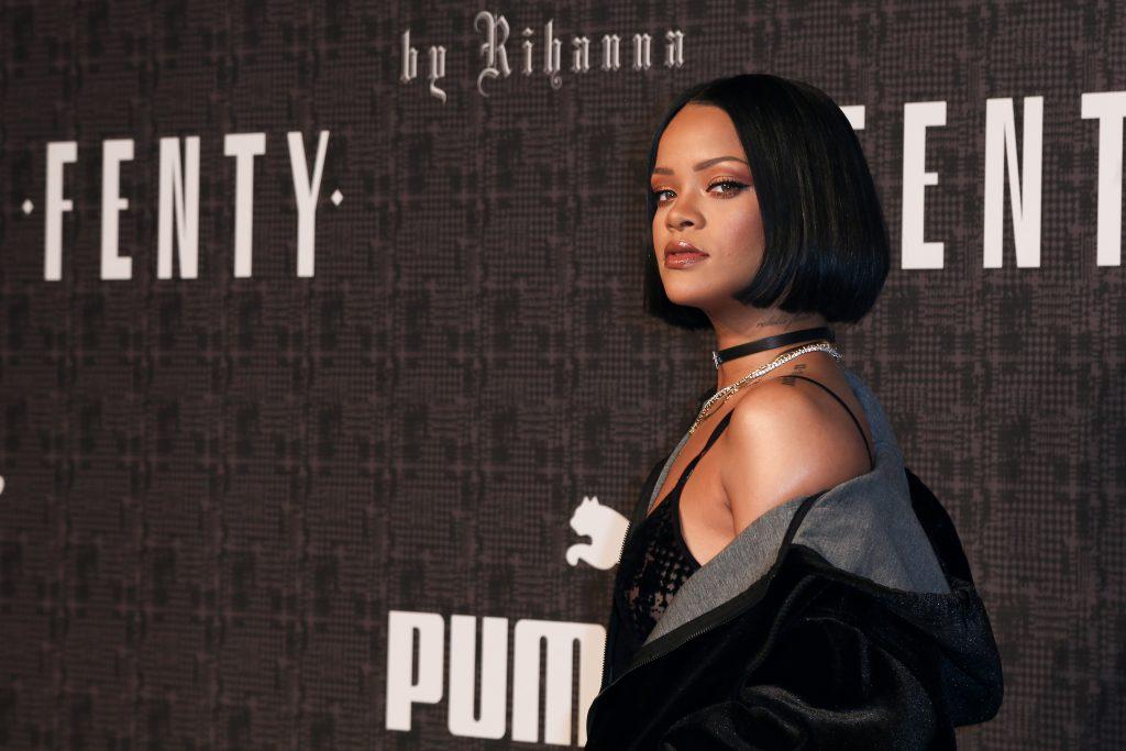 ריהאנה. נכנסה למועדון המיליארדריות   צילום: Shutterstock