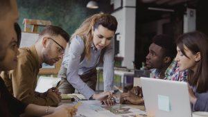 אחת התכונות החשובות ליזמים: יכולת הובלה ועבודה בצוות | צילום: Shutterstock