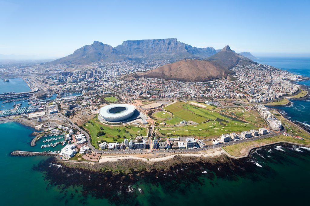 קייפ טאון בדרום אפריקה | צילום: Shutterstock
