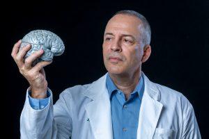 פרופ' גיל זלצמן - מנהל המרכז לבריאות הנפש גהה | צילום: יוסי אלוני