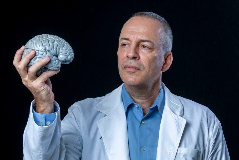 פרופ' גיל זלצמן - מנהל המרכז לבריאות הנפש גהה   צילום: יוסי אלוני