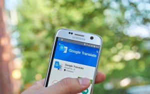 תוכנת גוגל טרנסלייט. בקרוב תעבוד ביעילות גם בעברית?   צילום: Shutterstock
