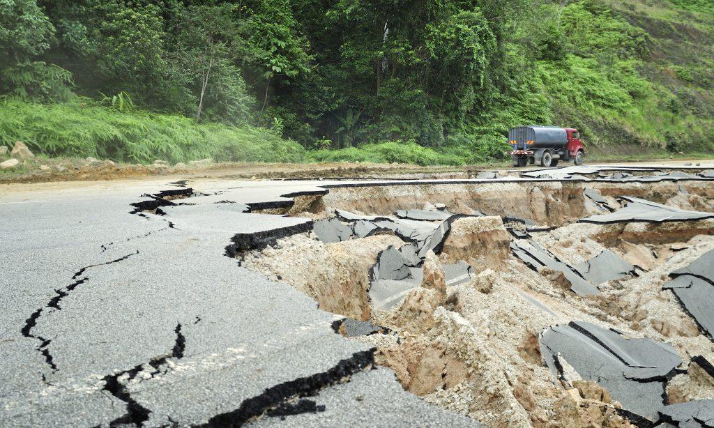 רעידת אדמה במזרח הרחוק | צילום: Shutterstock