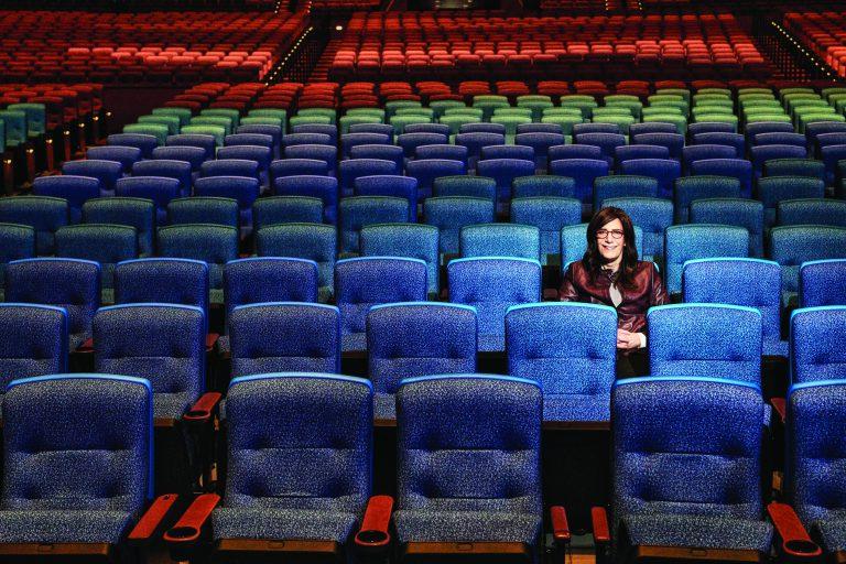 """מייסדת Epic, ג'ודי פולקנר: """"עסקה עם לקוח חדש מרגישה כמו חתונה""""   צילום: Jamel Toppin"""