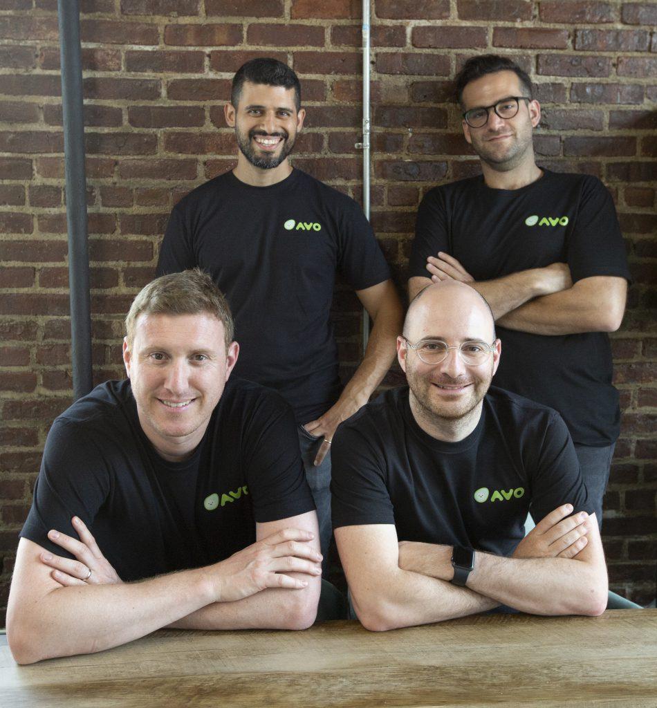 מייסדי Avo. שינוי משמעותי בהתנהלות הצרכנית | צילום: סטפן קלפקו