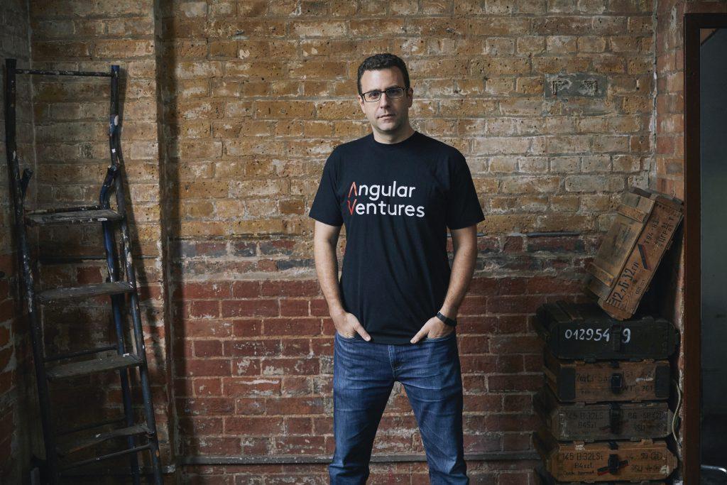 גיל דיבנר מייסד Angular Ventures | צילום: Angular Ventures