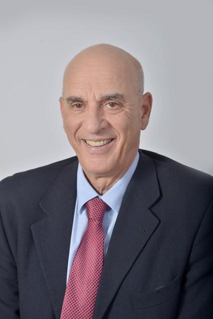 פרופ' שלמה נוי ממייסדי קרן GIBF   צילום: תמר מוצפי